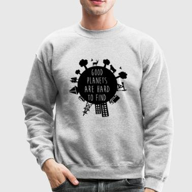 Planet earth - Crewneck Sweatshirt