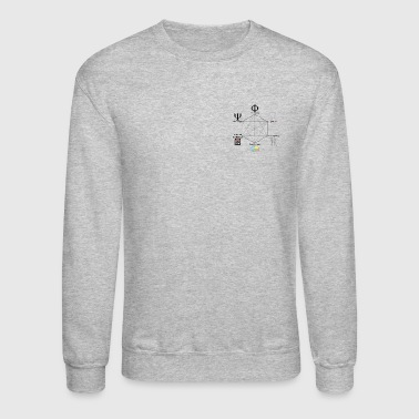 Cognitive Science T-Shirt  - Crewneck Sweatshirt