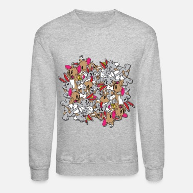 bugz and Jerri - Crewneck Sweatshirt