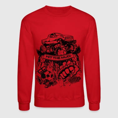 Mudding Truck - Crewneck Sweatshirt