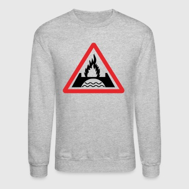 Burning Bridges - Crewneck Sweatshirt
