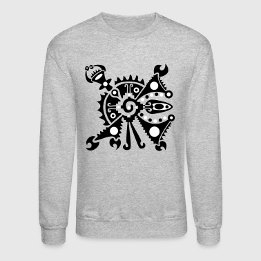New Age Shirt Design - Crewneck Sweatshirt