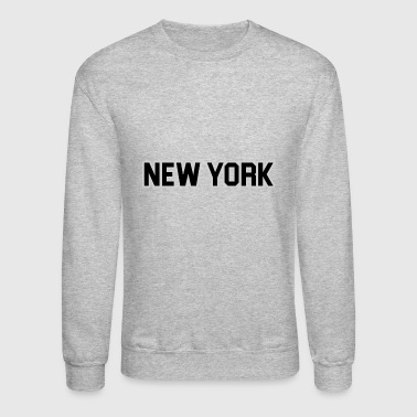 New York Yankee - Black - Crewneck Sweatshirt