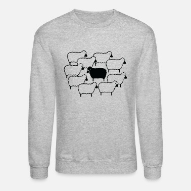 Black Sheep BLACK SHEEP - Crewneck Sweatshirt