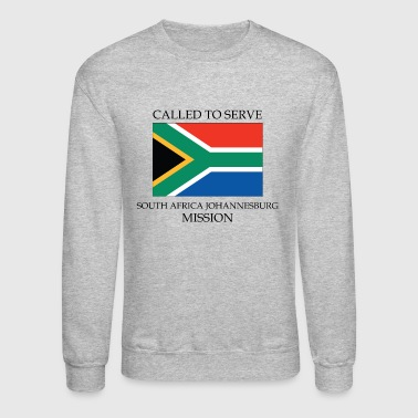South Africa Johannesburg LDS Mission Called to - Crewneck Sweatshirt