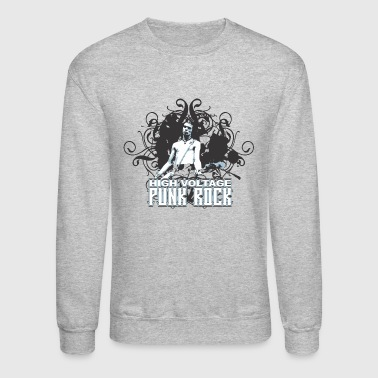 Punk rock - Crewneck Sweatshirt