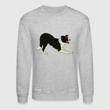 Border Collie - Crewneck Sweatshirt