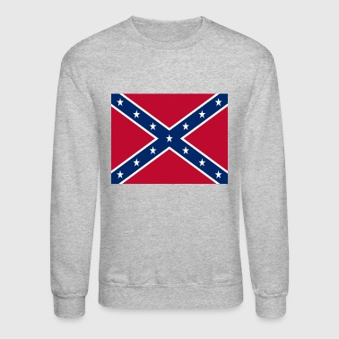 Flag Confederate Flag - Crewneck Sweatshirt