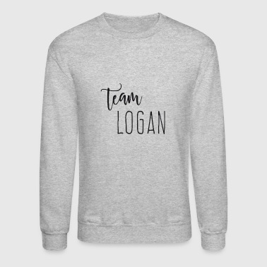 Team Logan - Crewneck Sweatshirt