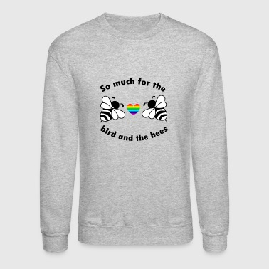 The bees and the bees - Crewneck Sweatshirt