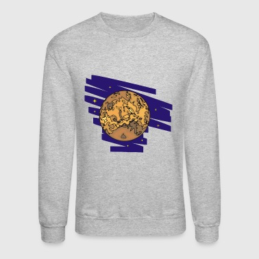 Planet Omega - Crewneck Sweatshirt