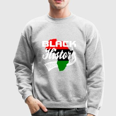 Black History Month - Crewneck Sweatshirt
