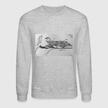 Fragile Handled Without Care - Crewneck Sweatshirt