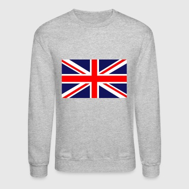 British british flag - Crewneck Sweatshirt