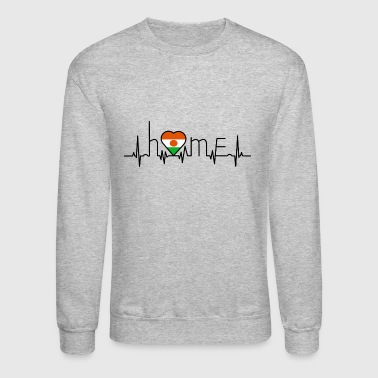 i love home Niger - Crewneck Sweatshirt