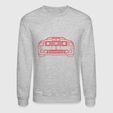 SHELBY COBRA GT500 - Crewneck Sweatshirt
