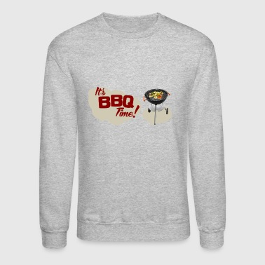 Bbq BBQ Time - Crewneck Sweatshirt
