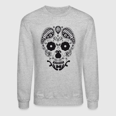 Skull decorative - Crewneck Sweatshirt