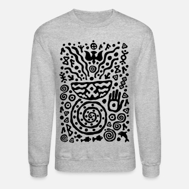 Talisman Hands of Talisman by Qenjo - Crewneck Sweatshirt