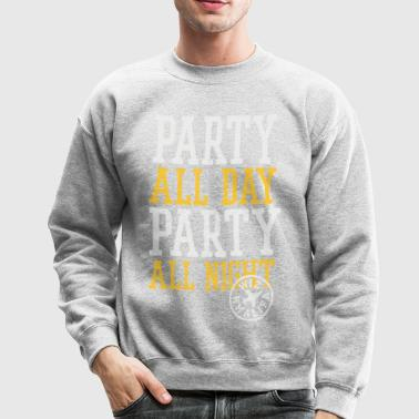 Party - Crewneck Sweatshirt
