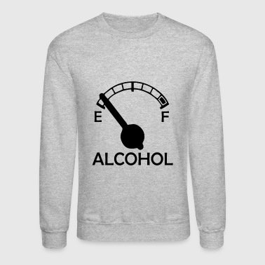 ALCOHOL - Crewneck Sweatshirt