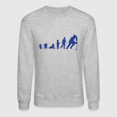 baby evolution hockey inline skating - Crewneck Sweatshirt