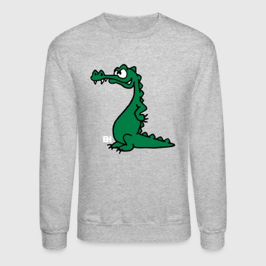 Crocodile - Crewneck Sweatshirt