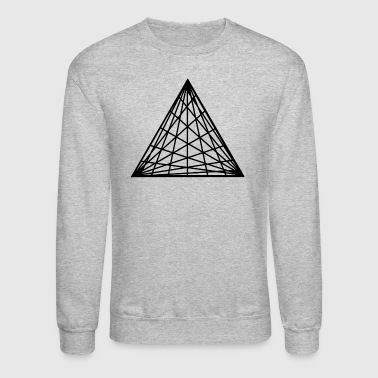 Triangles - Crewneck Sweatshirt