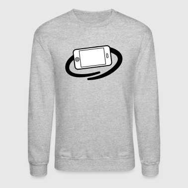 intelligent smart phone - Crewneck Sweatshirt