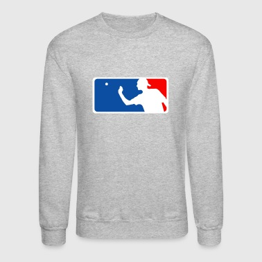 Beer Major League Beer Pong - Crewneck Sweatshirt