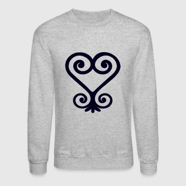 Sankofa - Symbol of positive reversion - Crewneck Sweatshirt