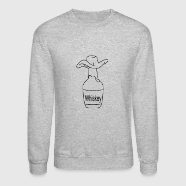 Whiskey - Crewneck Sweatshirt