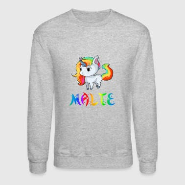 Malte Unicorn - Crewneck Sweatshirt