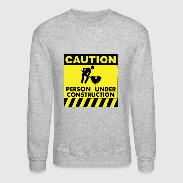 CONSTRUCTION - Crewneck Sweatshirt