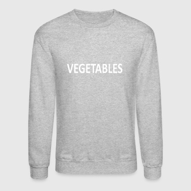 Vegetables - Crewneck Sweatshirt