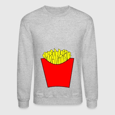 Fries - Crewneck Sweatshirt