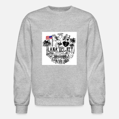 Lana Del Rey Unisex Crewneck Sweatshirt Spreadshirt