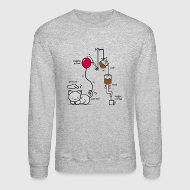 Instant Coffee - Crewneck Sweatshirt
