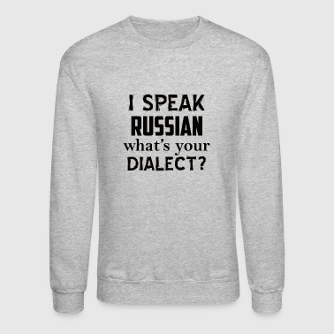RUSSIAN - Crewneck Sweatshirt
