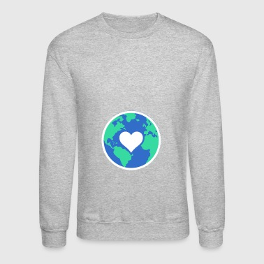 Climate Change & Global Warming - Crewneck Sweatshirt