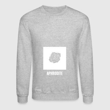 Aphrodite | Greek Mythology God Symbol - Crewneck Sweatshirt