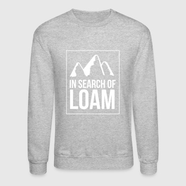 In search of loam - Crewneck Sweatshirt