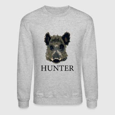 Boar Boar Hunter - Crewneck Sweatshirt