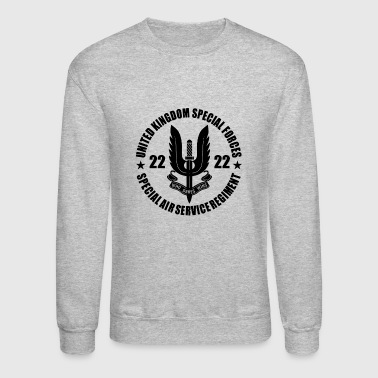 SAS Special Air Service British Special Force - Crewneck Sweatshirt