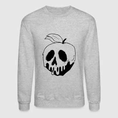 Disney Snow Whites Apple Skull - Crewneck Sweatshirt
