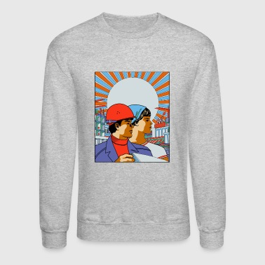 Worker worker - Crewneck Sweatshirt