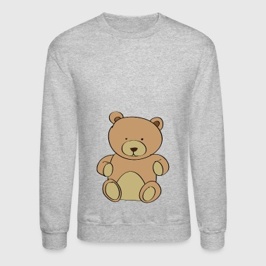 teddy bear - Crewneck Sweatshirt