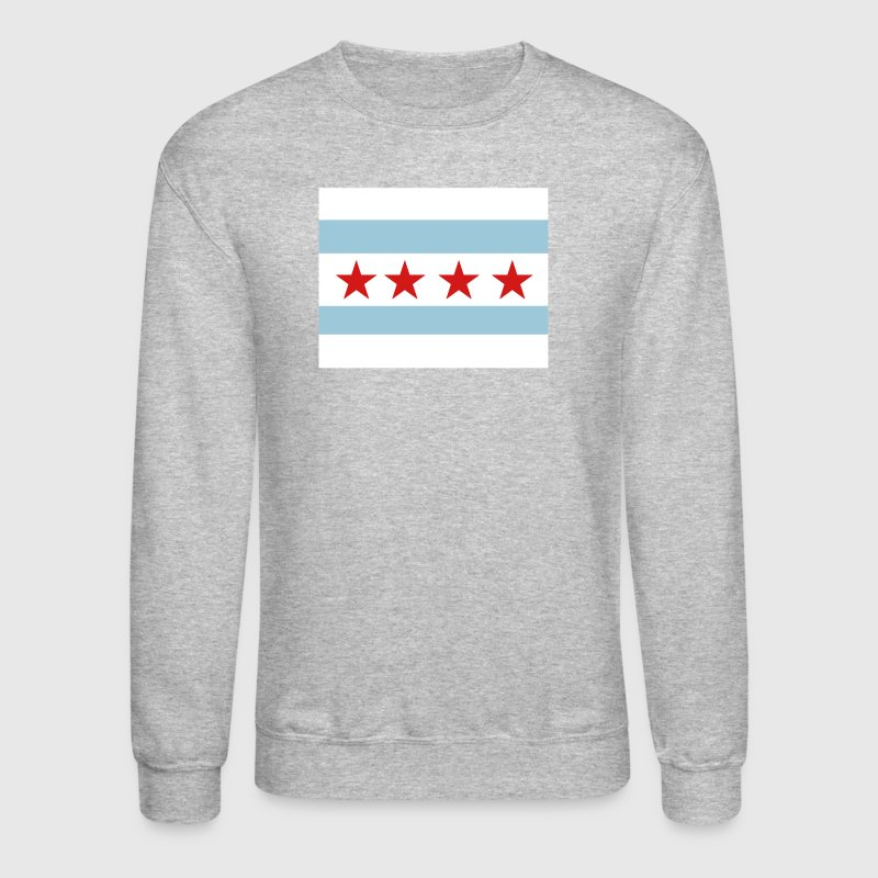 The Chicago Flag - Crewneck Sweatshirt