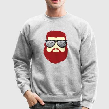 Bad Ass - Crewneck Sweatshirt