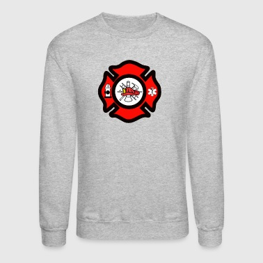 Firefighter - Crewneck Sweatshirt